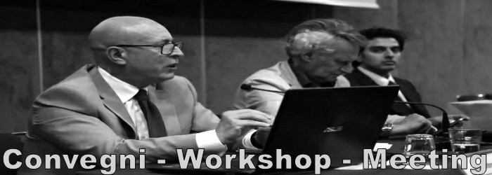 Giuseppe Poeta Convegni Workshop Meeting