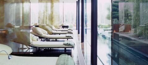Arredamenti for Arredamenti centri benessere spa
